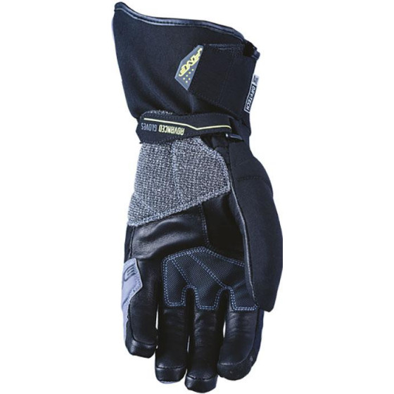 GUANTES FIVE TFX2 WP GRIS/AMARILLO