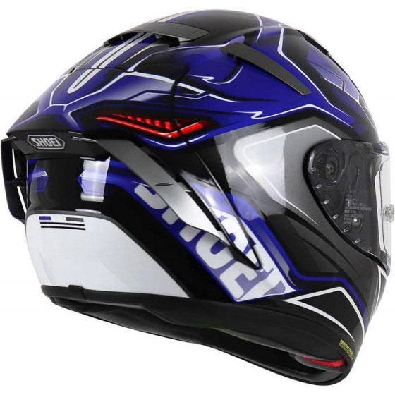 CASCO SHOEI X-SPIRIT III AERODYNE TC-2