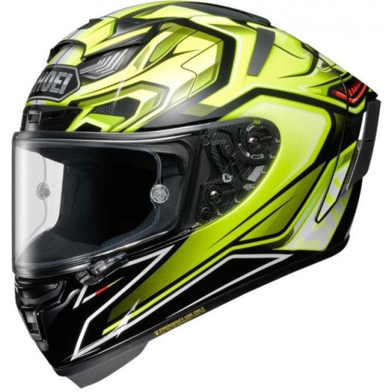 CASCO SHOEI X-SPIRIT III AERODYNE TC-3