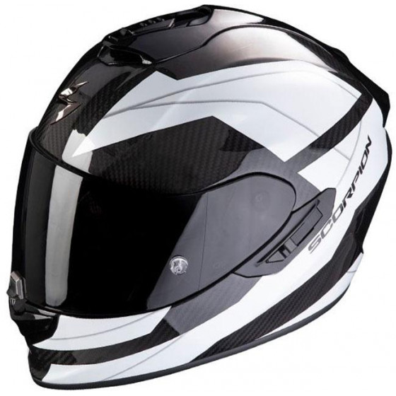 CASCO SCORPION EXO-1400 AIR CARBON LEGIONE WHITE
