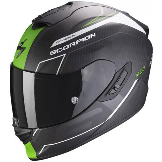 CASCO SCORPION EXO-1400 AIR CARBON BEAUX GREEN