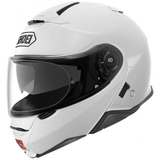 CASCO SHOEI NEOTEC 2 SOLID WHITE