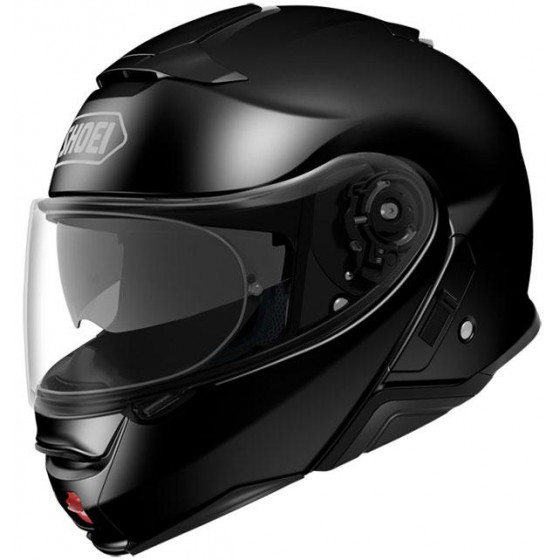 CASCO SHOEI NEOTEC 2 SOLID BLACK