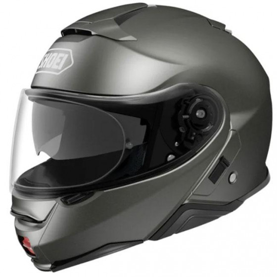 CASCO SHOEI NEOTEC 2 SOLID ANTHRACITE