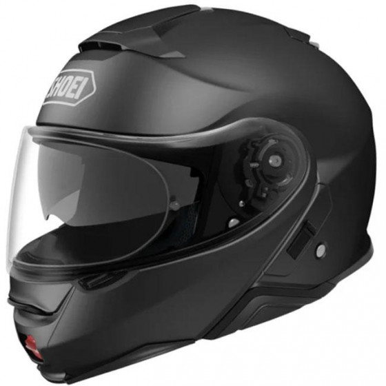 CASCO SHOEI NEOTEC 2 SOLID MATT BLACK