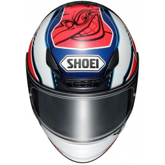 CASCO SHOEI NXR CLUZEL TC-1 2019