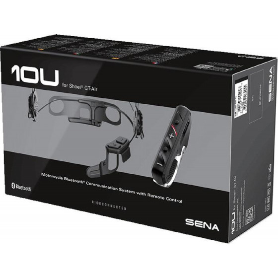 BLUETOOTH SENA 10U SHOEI GT-AIR