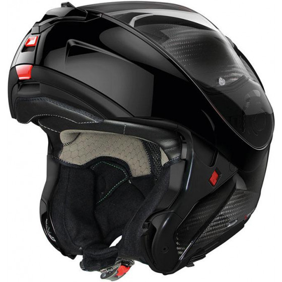 CASCO X-LITE X-1005 ULTRA CARBON DYAD NEGRO BRILLO