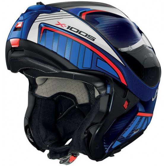 CASCO X-LITE X-1005 ULTRA CARBON TINTO BLUE 20
