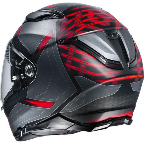 CASCO HJC F70 DEVER MC1SF