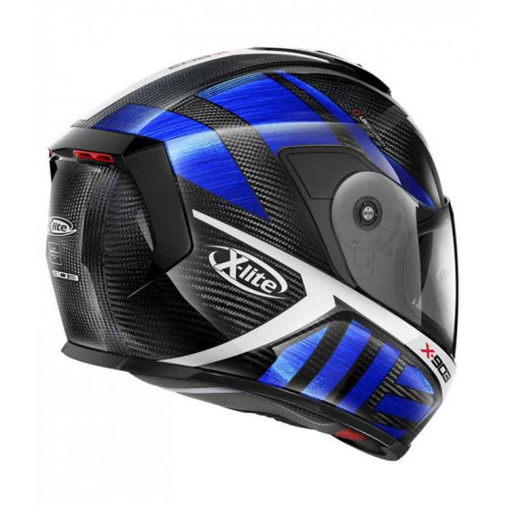 Casco SCORPION EXO-1400 AIR Trika Negro/Oro