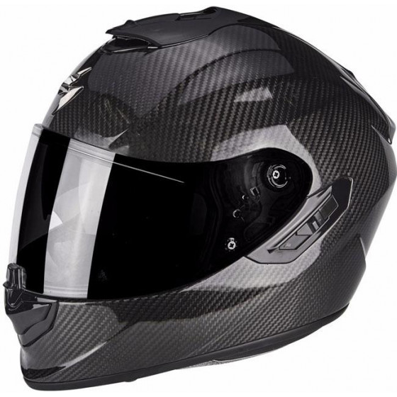 CASCO SCORPION EXO-1400 AIR CARBON SOLID BRILLO