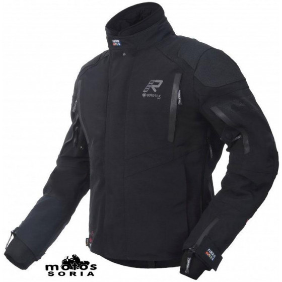 CHAQUETA RUKKA SHIELD-R GORE-TEX PRO BLACK