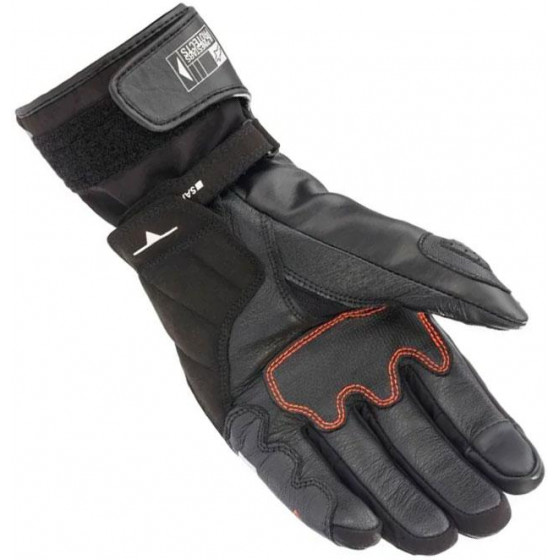 GUANTE ALPINESTARS SP-365 DRYSTAR BLACK/RED