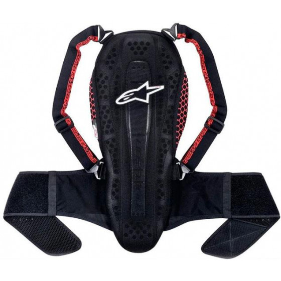 ESPALDERA ALPINESTARS NUCLEON KR-2 BLACK/RED
