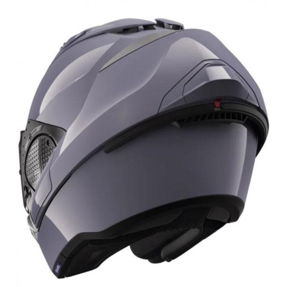 CASCO SHARK EVO-GT BLANK GRAPHITE GRAY S01