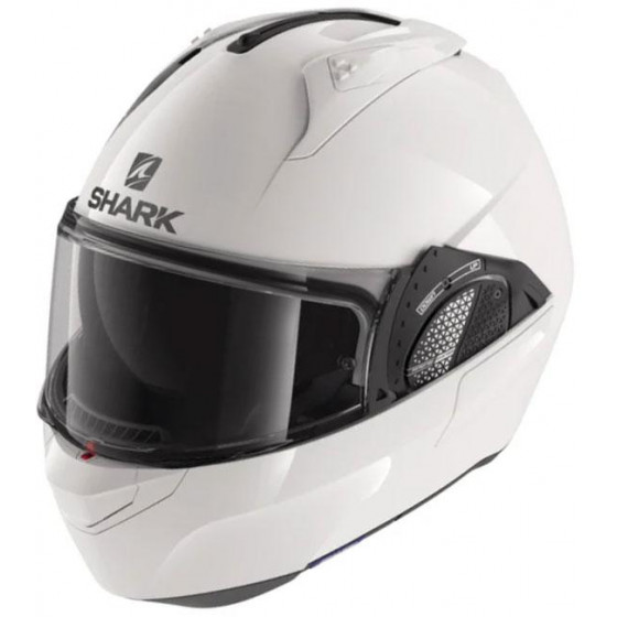 CASCO SHARK EVO-GT BLANK WHITE WHU