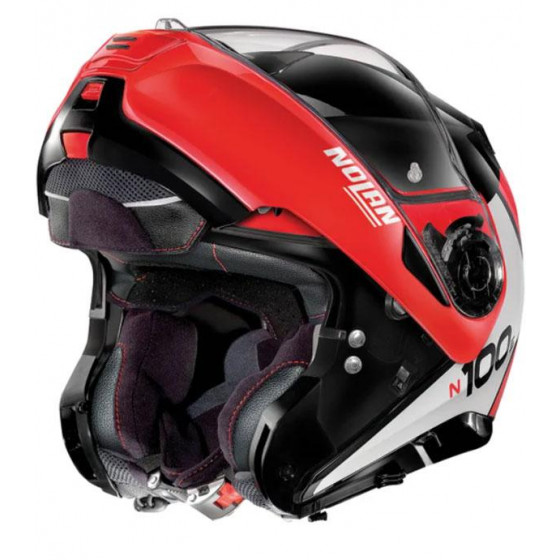 CASCO NOLAN N100.5 PLUS DISTINCTIVE N-COM RED 27
