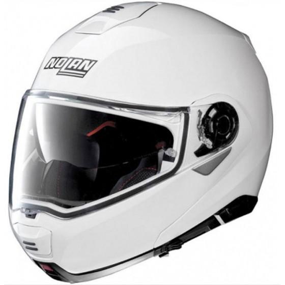 CASCO NOLAN N100.5 CLASSIC METAL WHITE