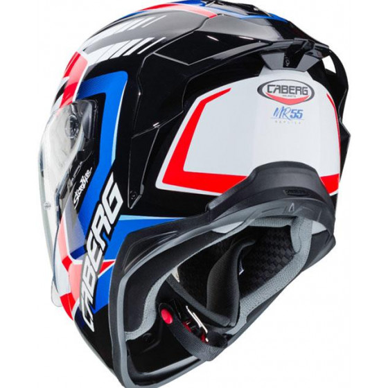 Casco CABERG DUKE ll IMPACT Ne/Am