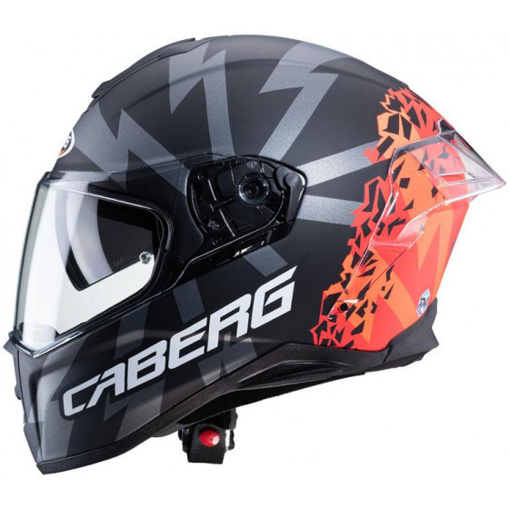 Casco CABERG DUKE ll LEGEND Amarillo