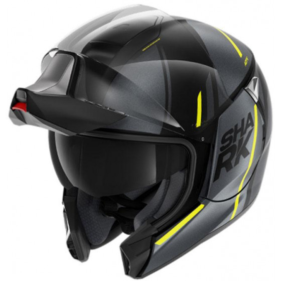 Casco SCORPION EXO-1200 AIR FULMEN matt black chameleon