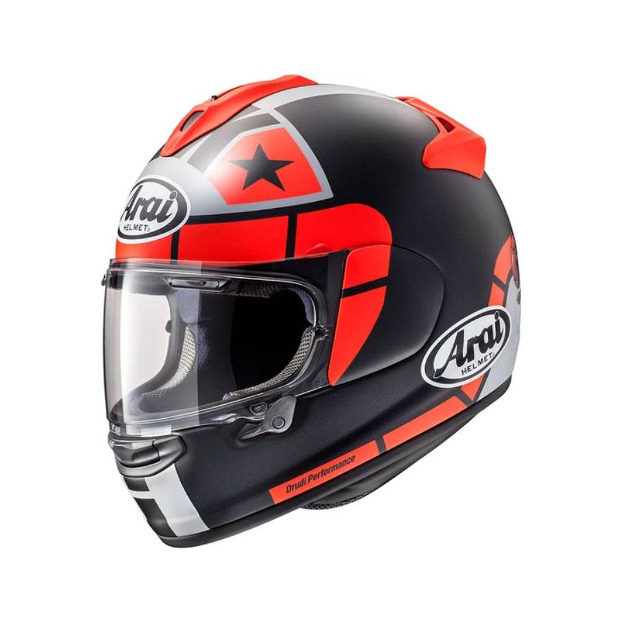 Casco Arai Chaser-v Page Red