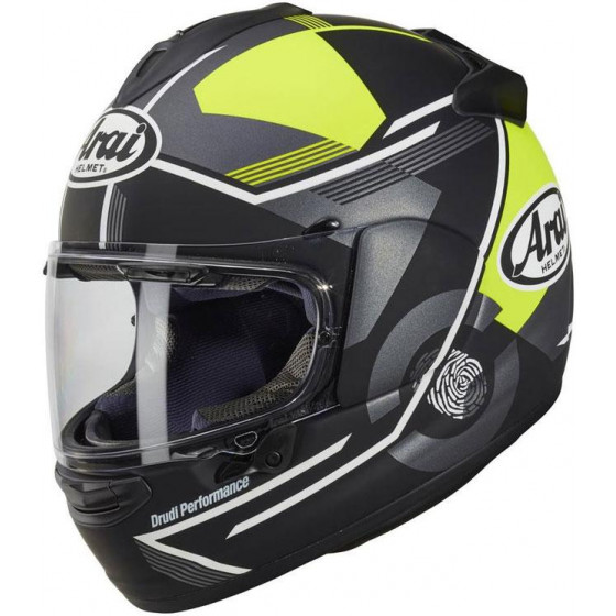 CASCO ARAI CHASER-X GENE YELLOW