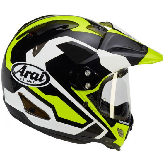 CASCO ARAI TOUR-X 4 CATCH YELLOW