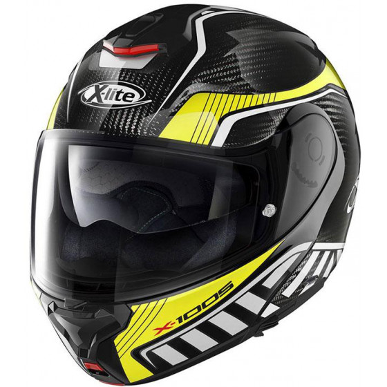 CASCO X-LITE X-1005 U.C. CHEYENNE BLACK/YELLOW 12