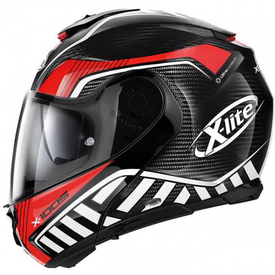 CASCO X-LITE X-1005 U.C. CHEYENNE RED / WHITE 11