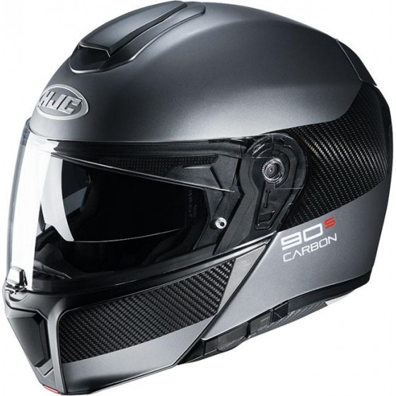 CASCO HJC RPHA 90 S CARBON LUVE MC5SF