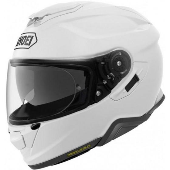 CASCO SHOEI GT-AIR 2 SOLID WHITE