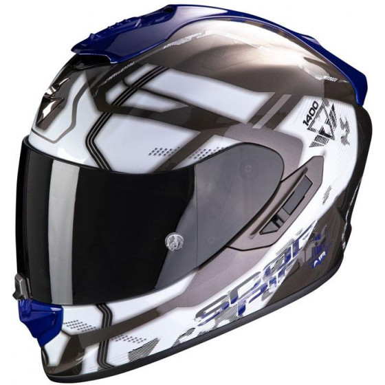 CASCO SCORPION EXO-1400 AIR SPATIUM BLUE