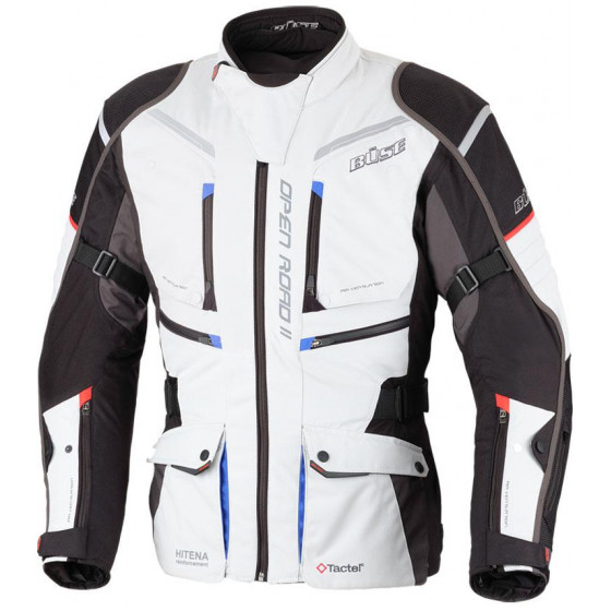 CHAQUETA BUSE OPEN ROAD II GREY