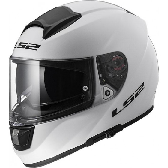 CASCO LS2 FF397 VECTOR FT2 SOLID WHITE