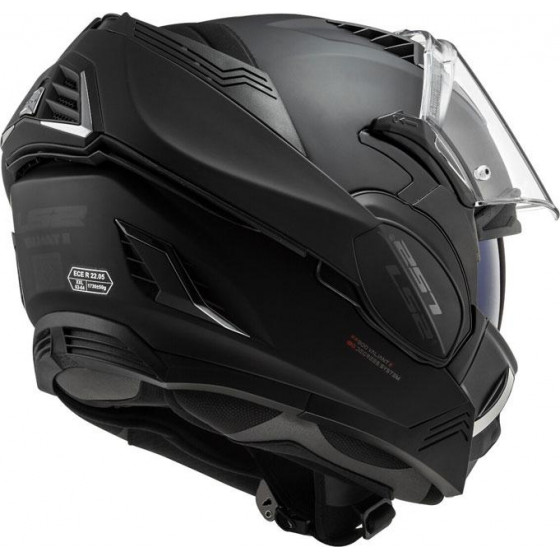 CASCO LS2 FF900 VALIANT II SOLID MATT BLACK