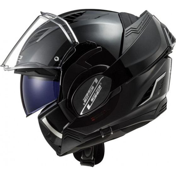 CASCO LS2 FF900 VALIANT II SOLID BLACK