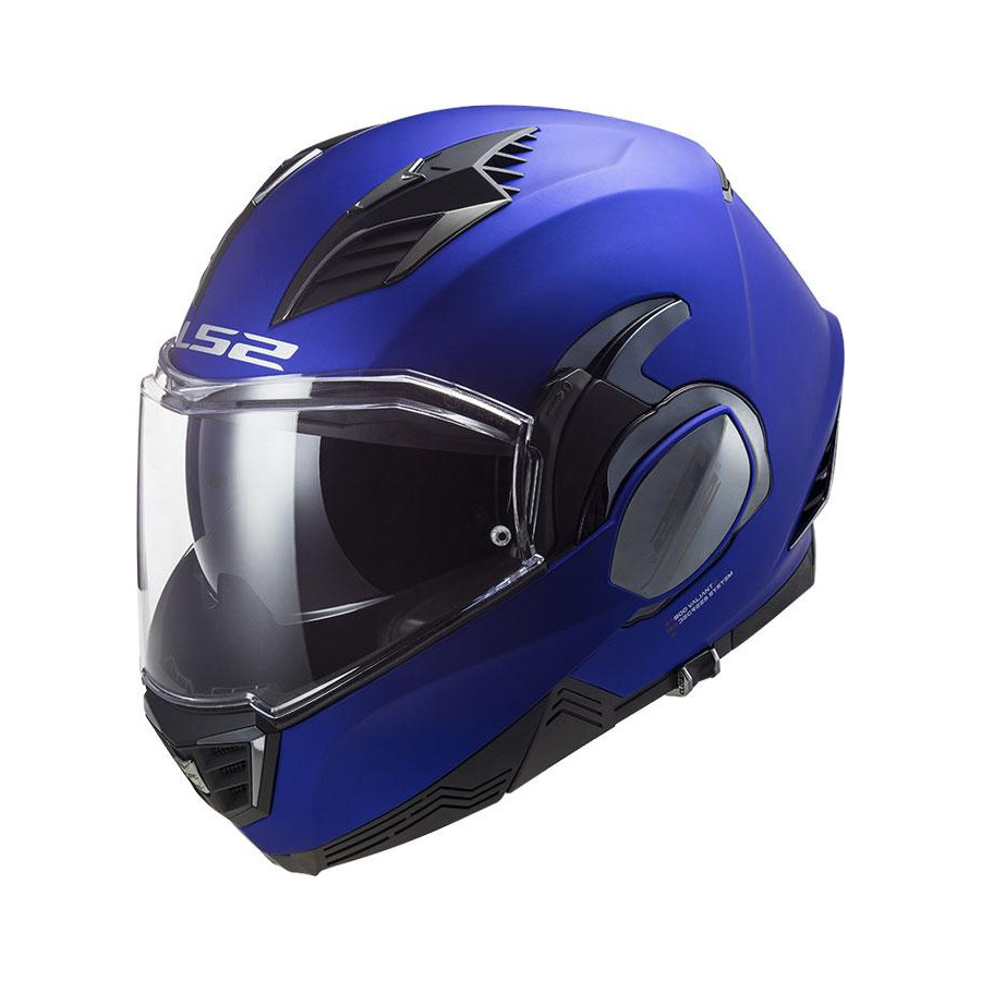 CASCO LS2 FF900 VALIANT II SOLID MATT BLUE