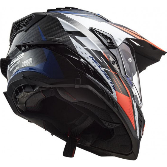 Casco HJC F70 Semi Flat METALLIC BLUE