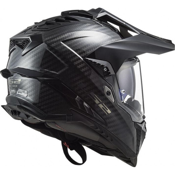 CASCO LS2 MX701 EXPLORER CARBON SOLID