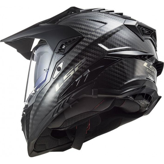 Casco HJC F70 Semi Flat BLACK