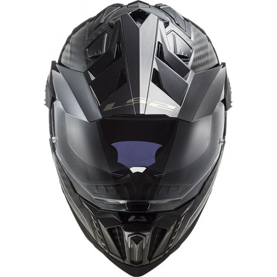 Casco HJC F70 METAL PEARL WHITE