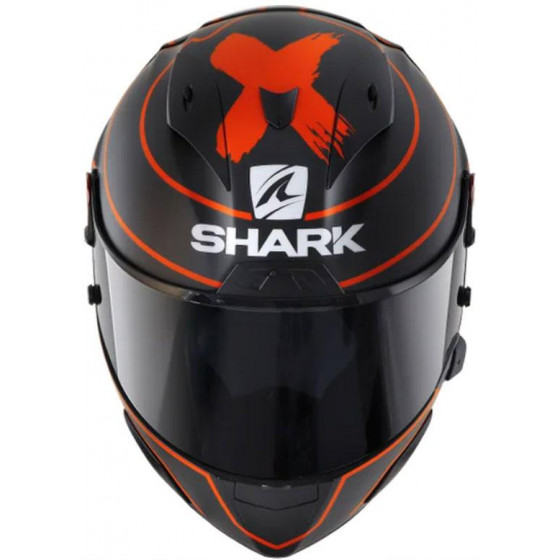 CASCO SHARK RACE-R PRO GP R. LORENZO WINTER TEST