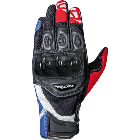 GUANTES IXON RS RECON AIR BLUE / WHITE / RED