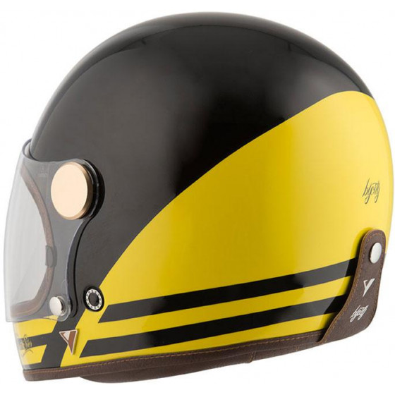 CASCO BY-CITY ROADSTER BLACK / YELLOW