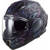 Casco SHARK SPARTAN GUINTOLI Carbon Chrom Blue