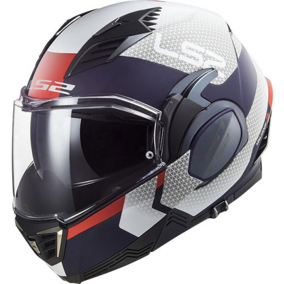 CASCO LS2 FF900 VALIANT II CITIUS BLUE RED