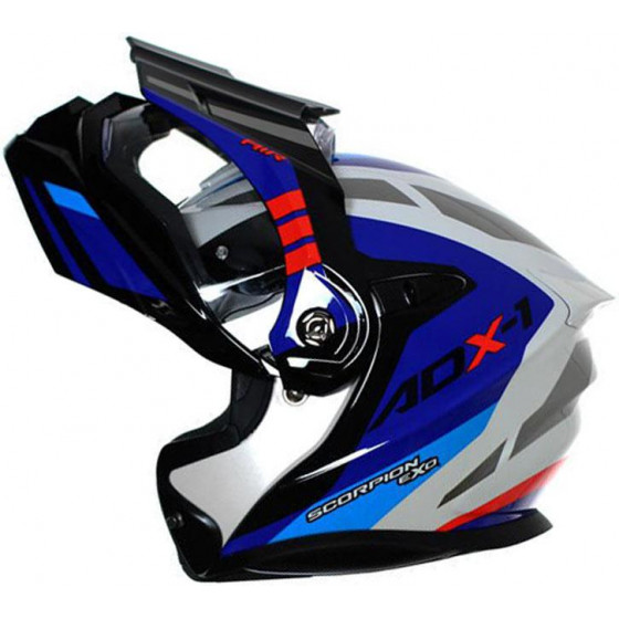 Casco X-LITE X-903 ULTRA CARBON NOBILES BLUE RED