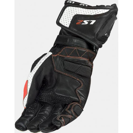 GUANTE LS2 SWIFT RACING BLACK / RED